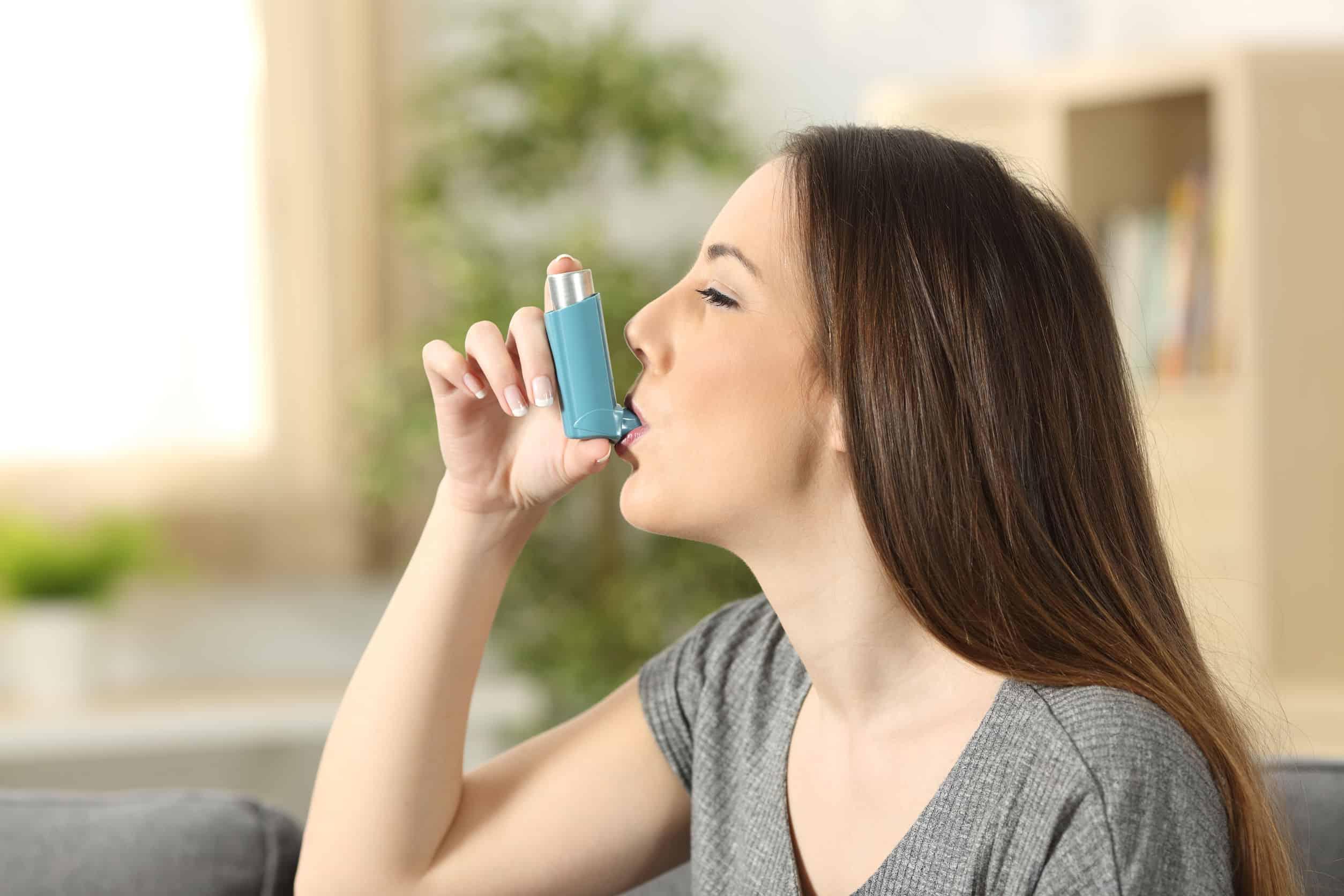 Asthmaspray rezeptfrei: Test & Empfehlungen (07/20)
