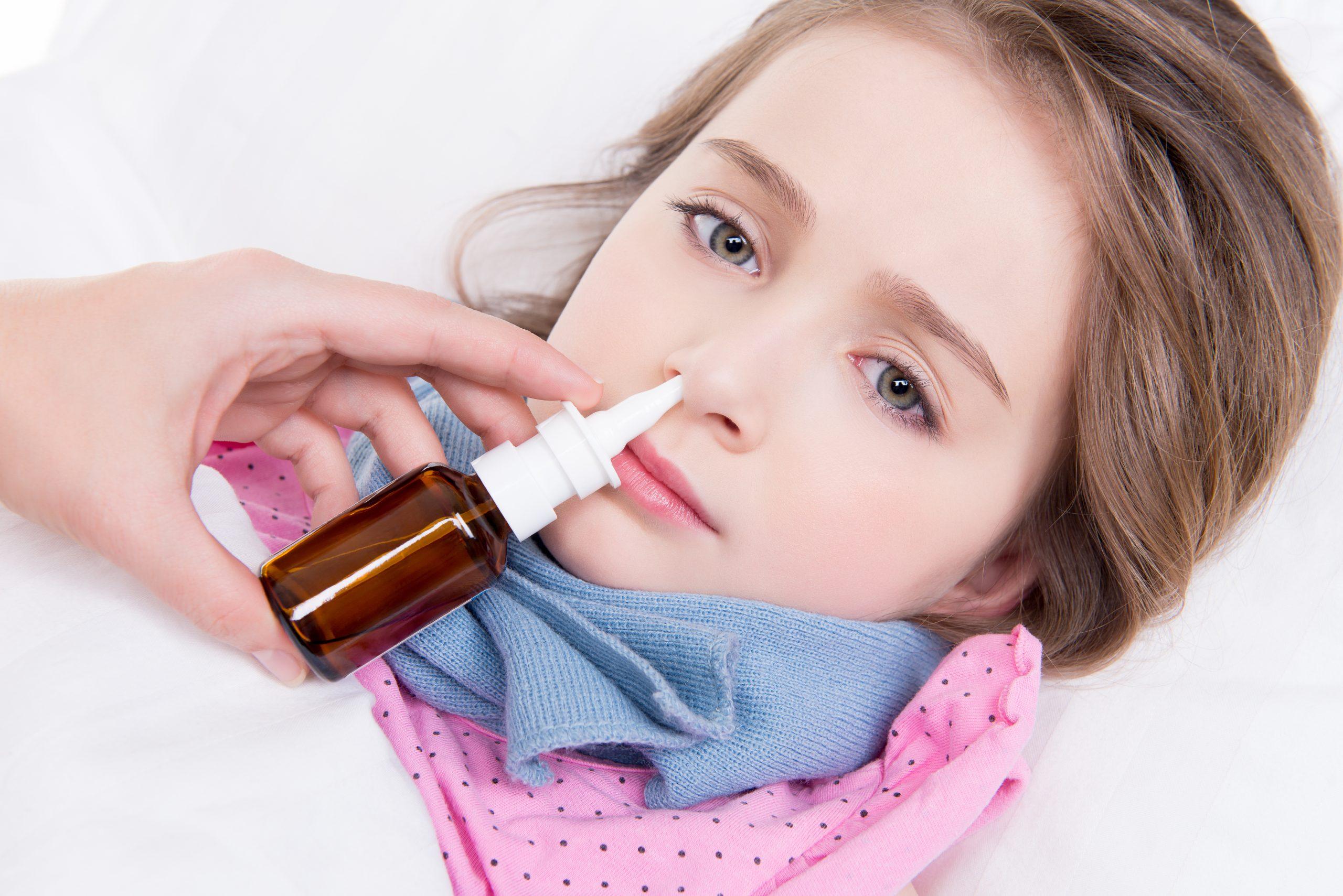 Kinder Nasenspray: Test & Empfehlungen (08/20)