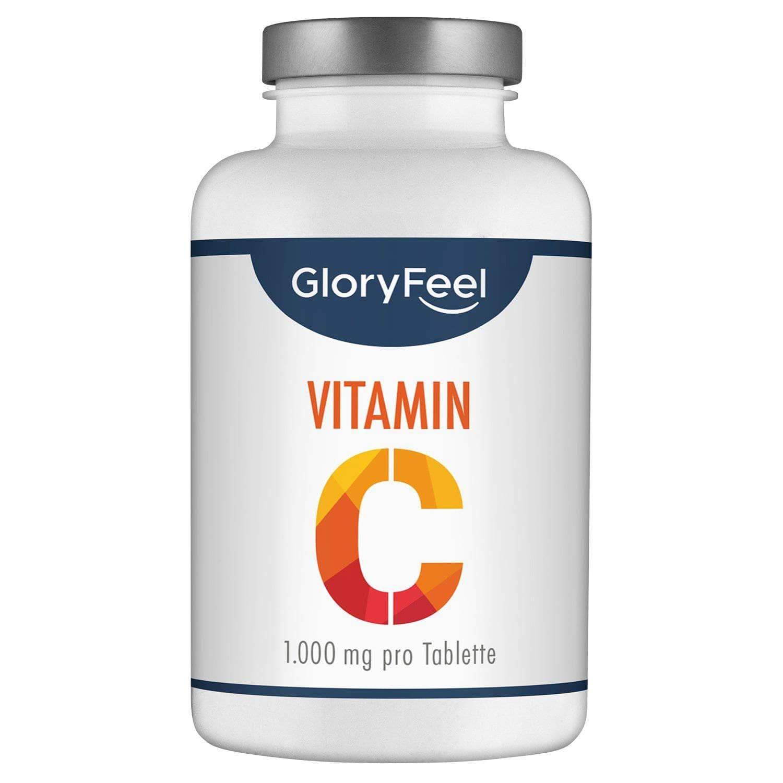 Hochdosierte Vitamin C Kapseln