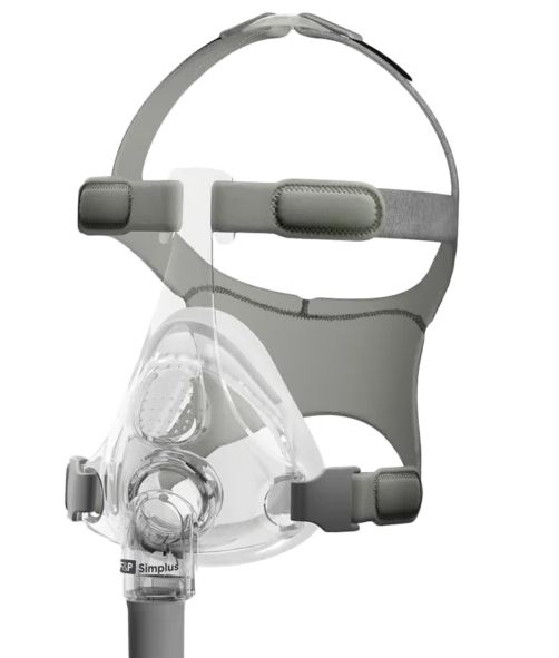 Fisher & Paykel Simplus CPAP-Full-Face-Maske