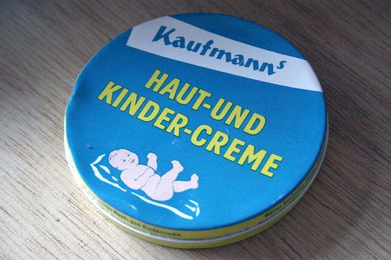 Kaufmanns Kindercreme