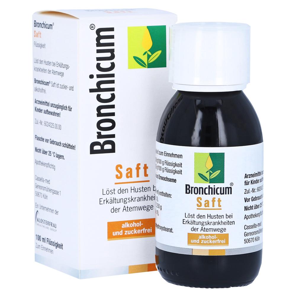 Bronchium Saft