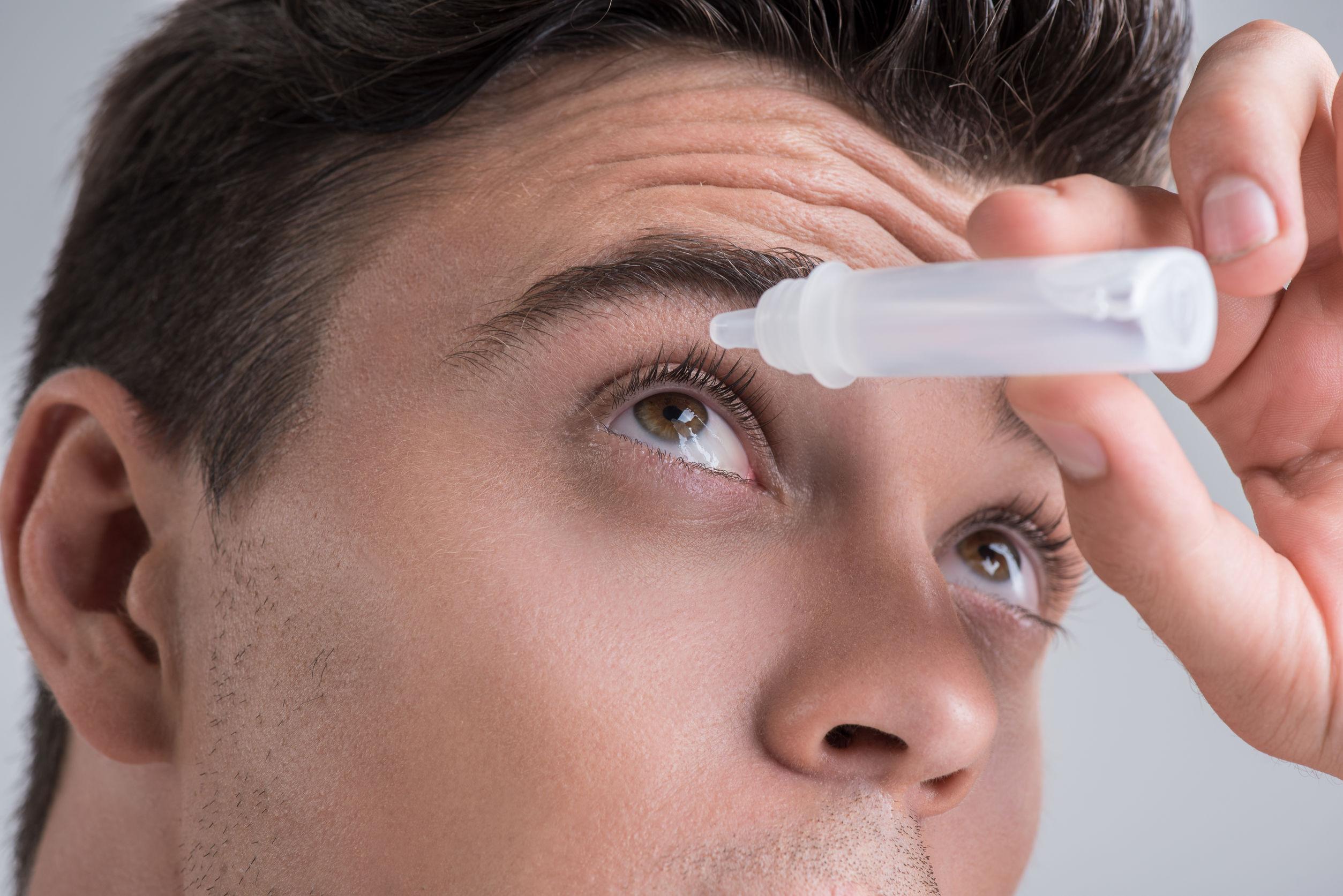 Hyaluron Augentropfen