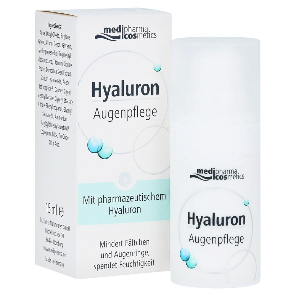 Hyaluron Augenpflege Creme