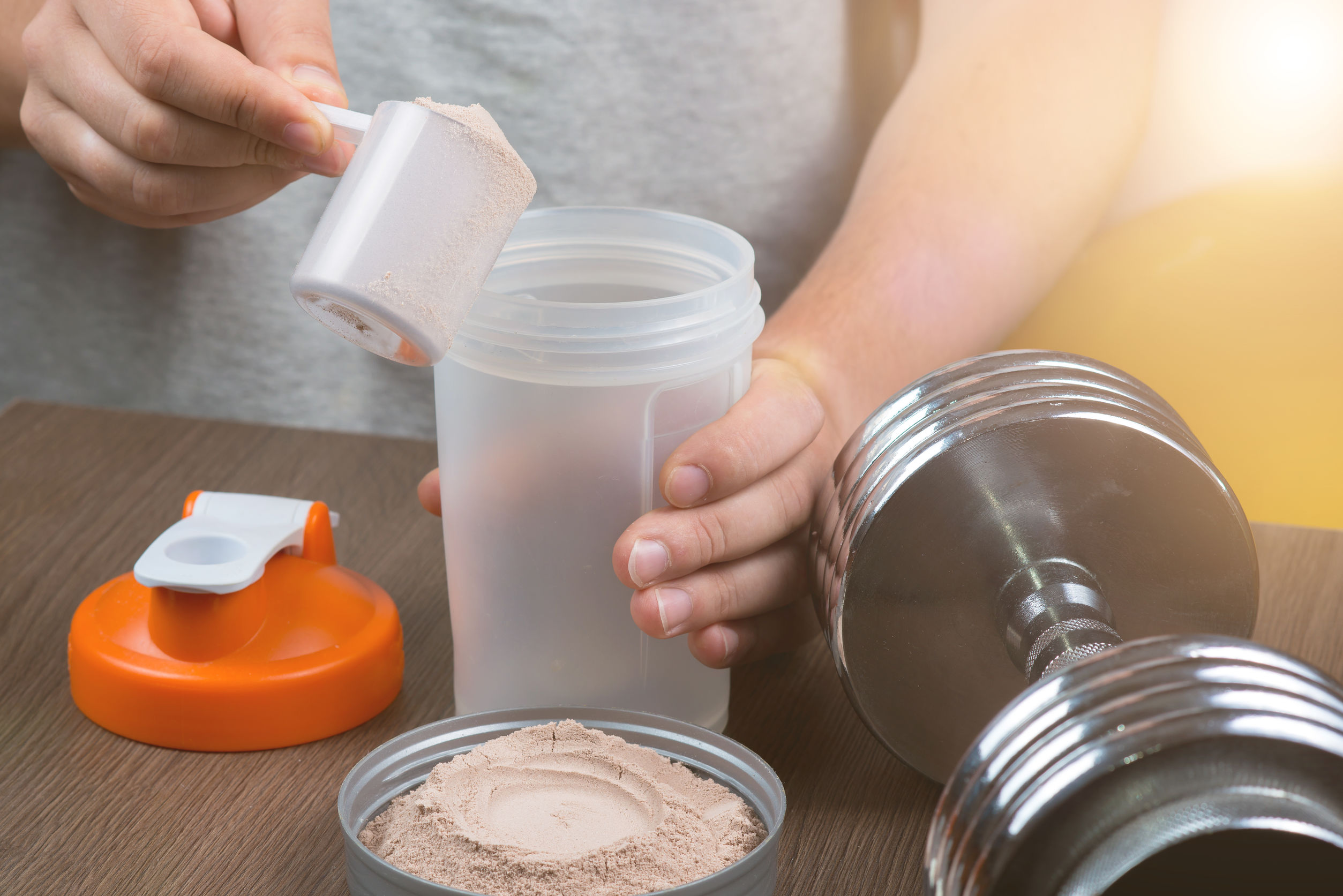 Proteinpulver: Test, Wirkung, Anwendung & Studien (10/20)
