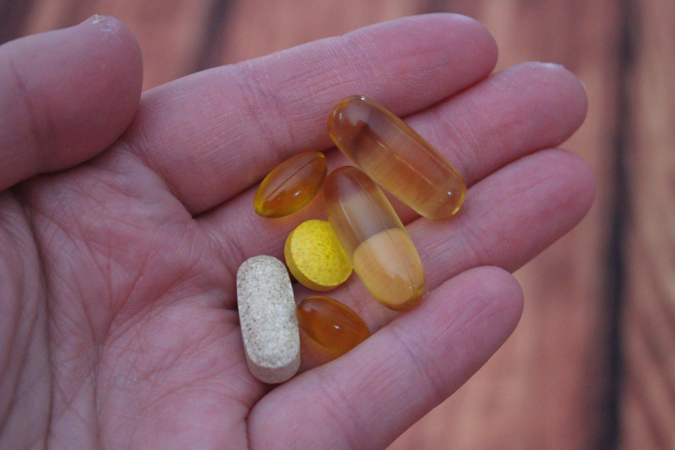 Vitamin B Komplex: Test, Wirkung, Anwendung & Studien (09/20)