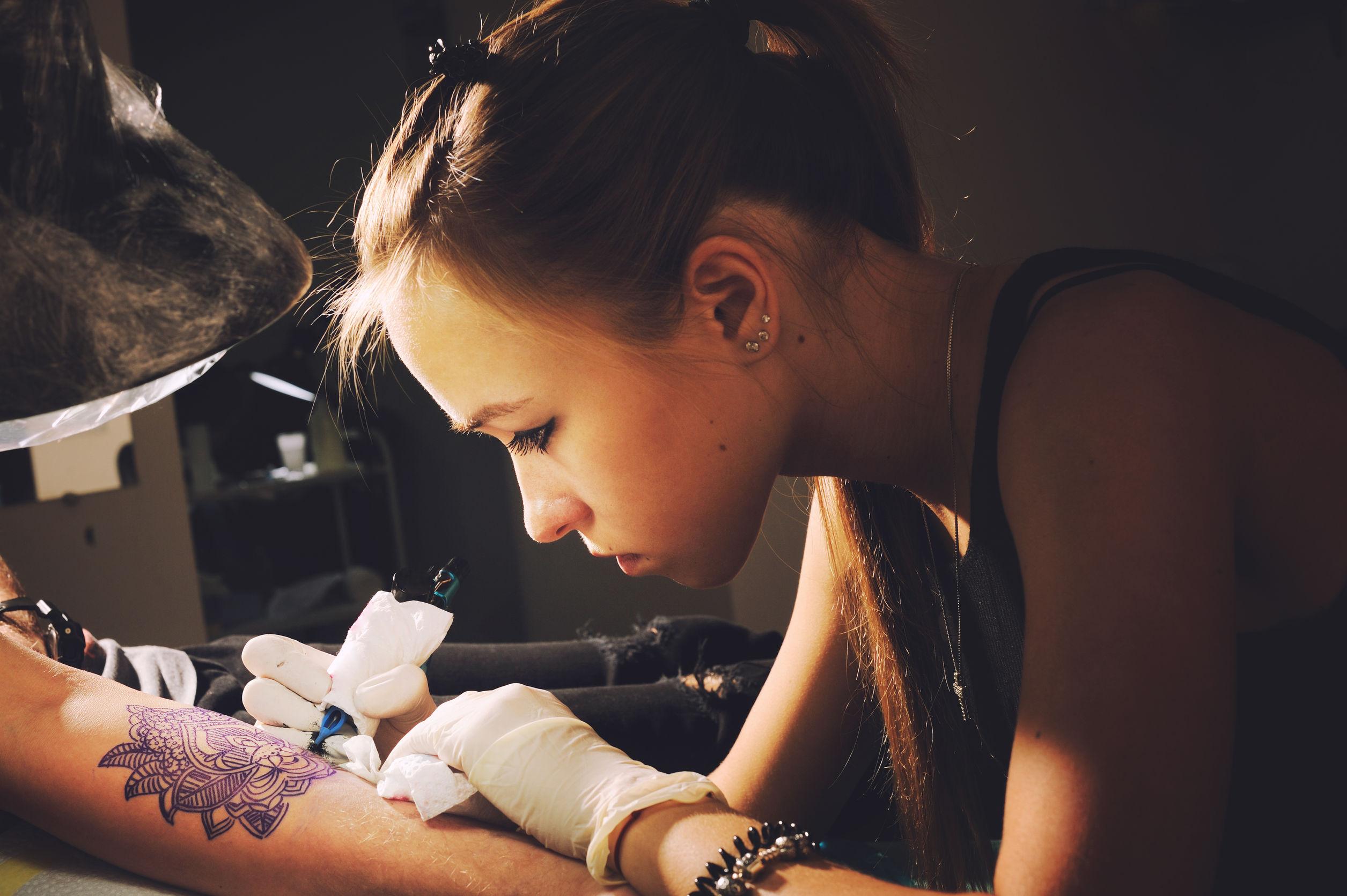 Tattoo Creme