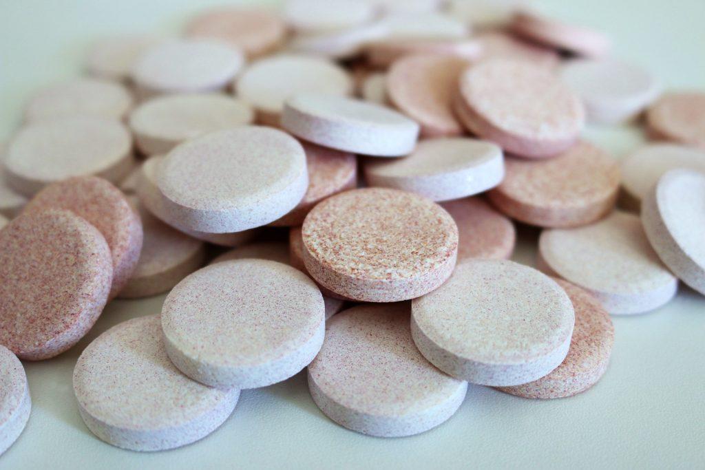 Vitamin Brausetabletten