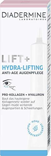 DIADERMINE LIFT+ Augencreme Hydra-Lifting Augenkontur, 1er Pack (1 x 15 ml)