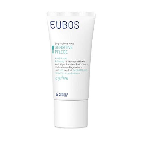 Eubos | Hand & Nail | 50ml | für trockene und alle Hauttypen | Hautverträglichkeit dermatologisch bestätigt