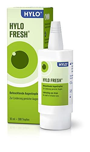 HYLO FRESH Augentropfen bei trockenen Augen mit Hyaluronsäure und Euphrasia Urtinktur, 10 ml